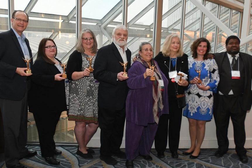 2019 Self-Direction Award Winners