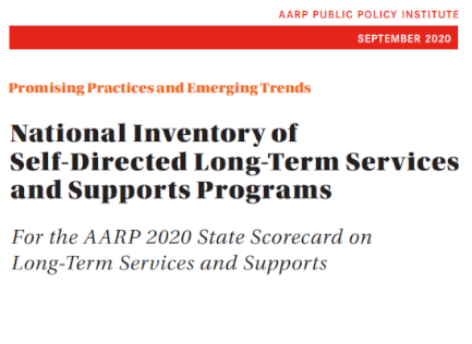 AARP National Inventory article